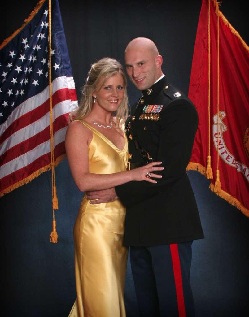 Military Ball Photographer
