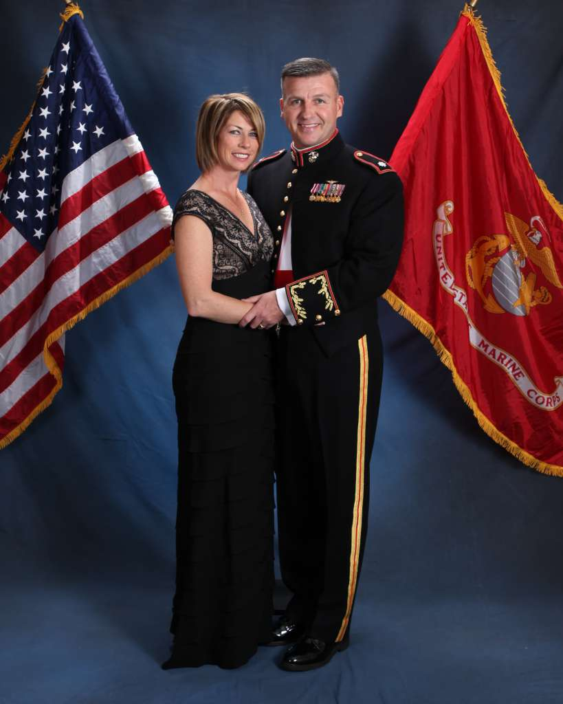 Military Ball Photography