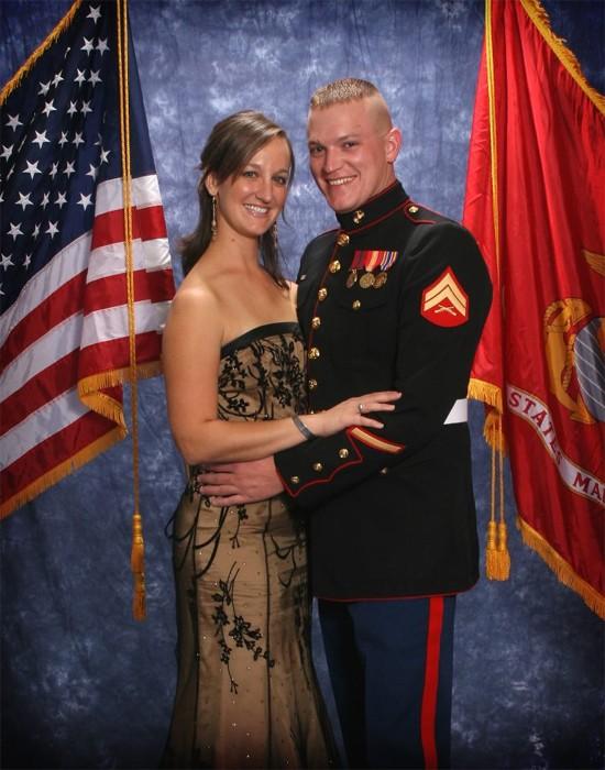Photographer for Marine Military Balls.