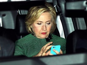 The Clinton Dark Cloud Is Looming