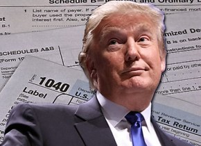 Trump Lied About Releasing Tax Returns