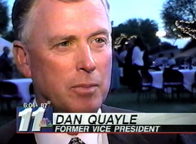 Quayle Had It Right On Border