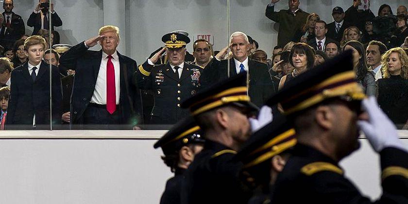 Trump Begged For A Big Military Sendoff – Pentagon Responded 'No Way'