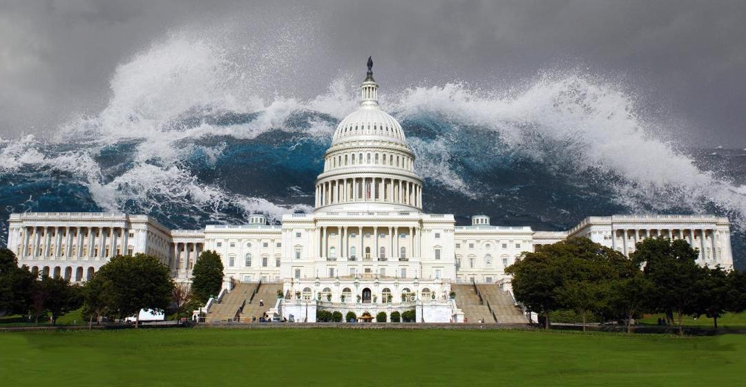 Democrats Could Gain SEVEN Senate Seats – 'Republicans Are Just In Trouble Everywhere'