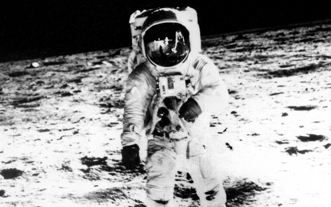 On This Day In 1969: 'That's One Small Step For Man, One Giant Leap For Mankind'