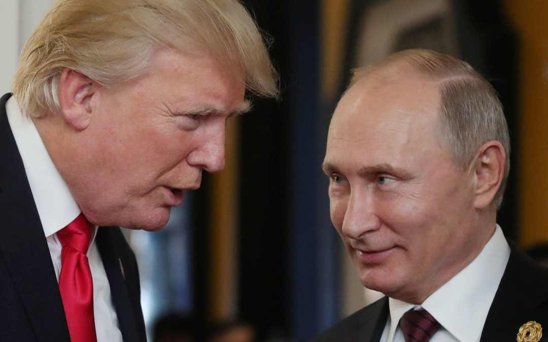 Former Spy Chief Believes Putin 'Had Something' on Trump – 'He's Dangerous. He's Unfit'