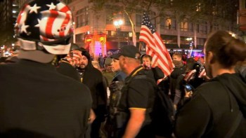 America At Its Worst – Massive Brawl Breaks Out In Portland