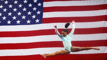 New USA Gymnastics CEO Already Under Fire For Anti-Nike Tweet