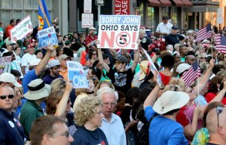 """Kasich Admits Organized Labor """"Handed Him His Lunch"""" – Learned From SB5 Defeat"""