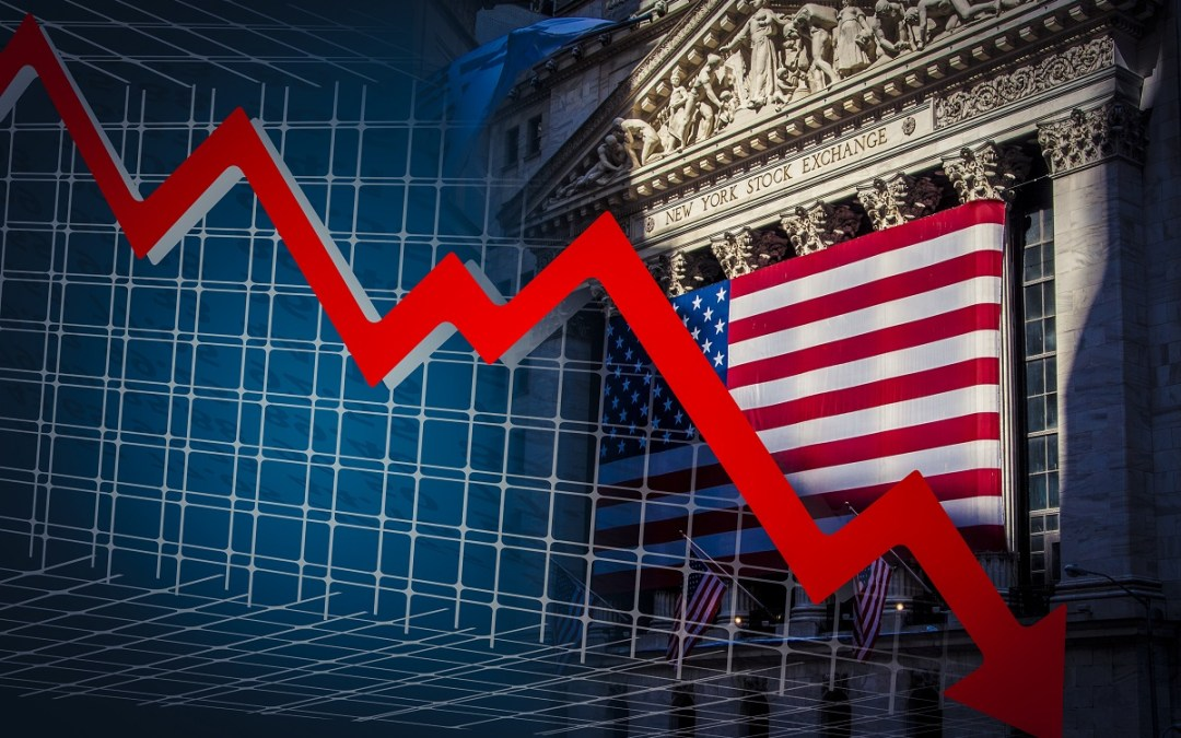 Stock Rout DEEPENS As Covid Cases Rise – S&P 500 Drops 2.7% & Dow Falls 770