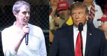 ELECTION 2020: Poll Finds Beto O'Rourke Most Electable Democrat Against Trump