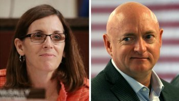 In AZ, Kelly Could Replace McSally In Dec If He Wins As GOP Eyes Supreme Court Vote