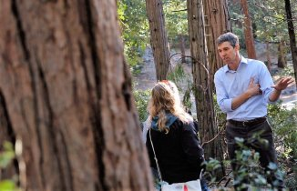 ELECTION 2020: From Yosemite, O'Rourke Proposes $5 Trillion Plan To Fight Climate Change