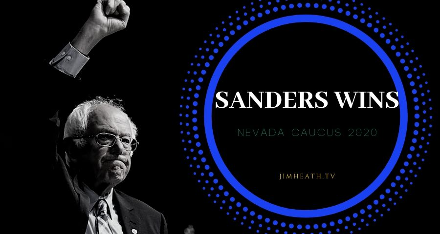 Sanders Blows Out Biden In Nevada – Former VP Depending On South Carolina To Save Campaign