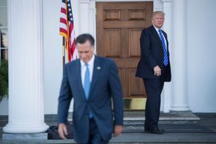 "Romney Votes To CONVICT Trump – ""Guilty Of An Appalling Abuse Of Public Trust"""