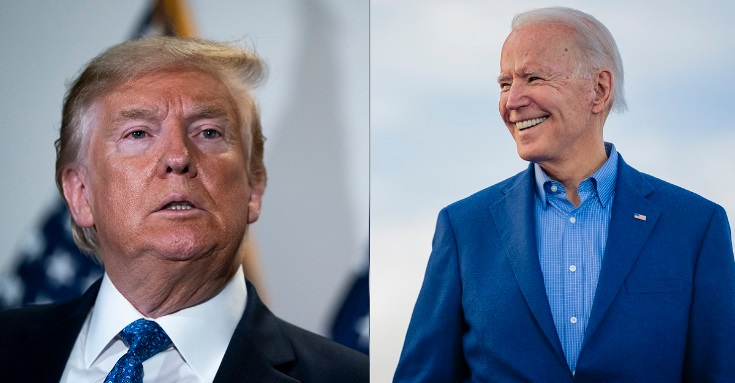 Non-Partisan Quinnipiac Poll Shows Biden Up 10 Points Among LIKELY Voters
