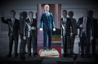 EXCLUSIVE: Biden Ready To Join Patric Verrone's Updated 'Marx Toy Presidents' Set