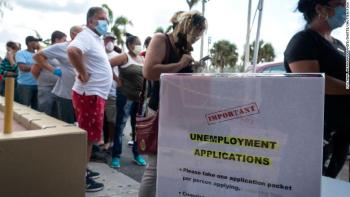 No Deal! Republican Infighting Sinks Aid Package – Jobless Claims Hit 1.4 Million