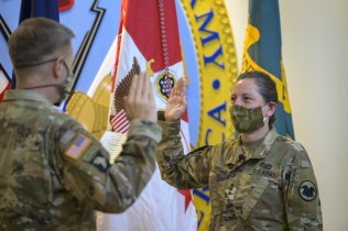 HISTORY: First Woman To LEAD Army Reserve Assumes Command