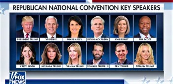 VIEW LINEUP: Like A Reality TV Host, Trump Includes Himself EACH NIGHT Of GOP Convention