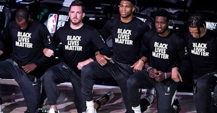 NBA Playoff Games POSTPONED As Players Protest Shooting Of Jacob Blake