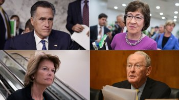 Four Republicans Could Stop Supreme Court Nomination Fight Before It Starts