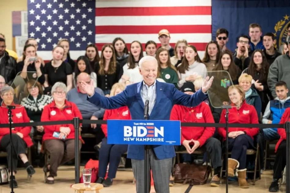 Conservative New Hampshire Leader Endorses BIDEN – 1st Democrat In 100 Year History