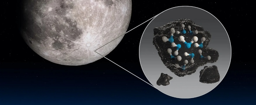 Water On The Moon! NASA Confirms Remarkable Find On Sunlit Side