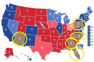 EXCLUSIVE: JimHeath.TV's FINAL Electoral Vote Forecast – Biden Reclaims Blue Firewall
