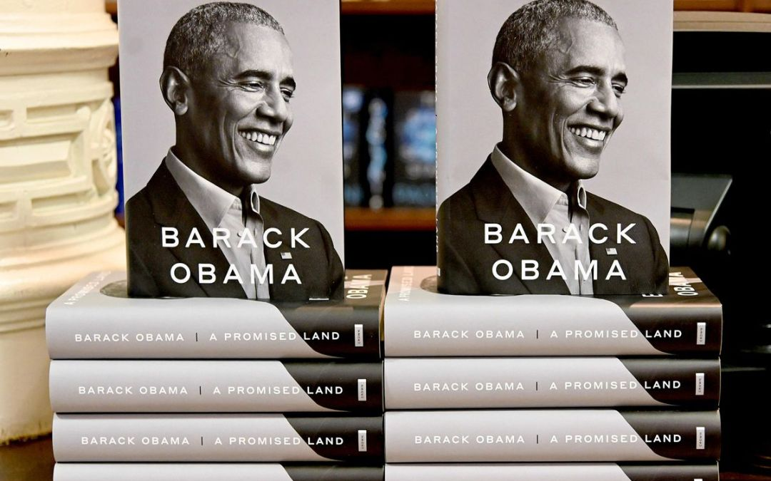 Obama's 'Promised Land' Is Best Selling Book In Publisher's History