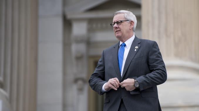Michigan Congressman QUITS GOP – Calls Trump 'Damaging' 'Unproductive' 'Narcissistic'
