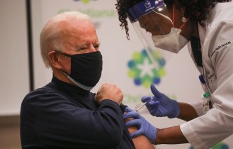 Nearly 70% Of Americans APPROVE Of Biden's Pandemic Response Plan