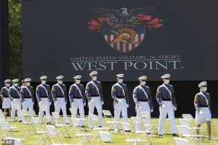 Over 70 Cadets Accused Of Cheating As Scandal Rocks West Point