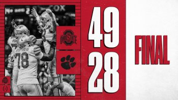 Buckeyes CRUSH Clemson – Will Face 'Bama In National Championship Game