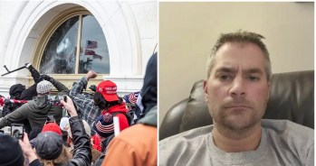 Capitol Police Officer Dies After Being Wounded By Trump Mob