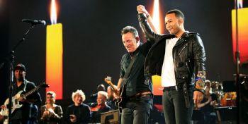 Springsteen, Legend Will Headline Biden's All-Star Inaugural Gala