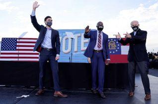 DEMOCRATS WIN IN GEORGIA – Biden's Agenda Will Get BIG BOOST With Senate Control