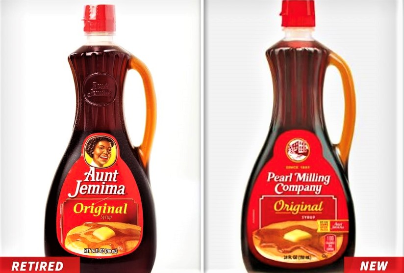 OFFICIAL: 'Aunt Jemima' Logo Replaced By 'Pearl Milling Company'
