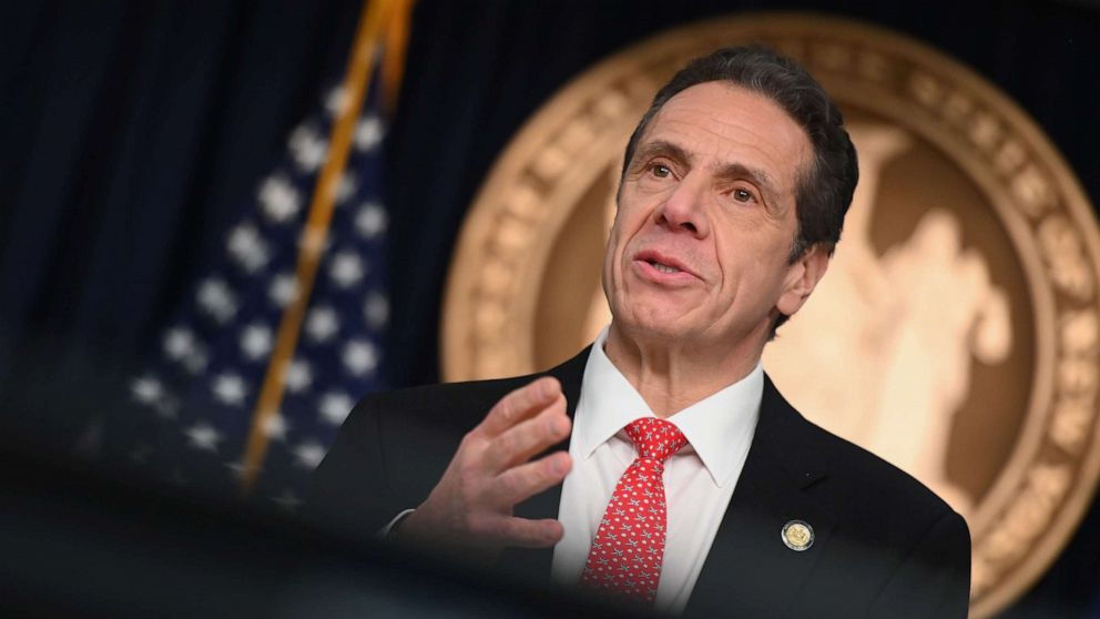 Embattled Cuomo Accuses Trump, Media Of 'Conspiracy' After Being Attacked By Top NY Democrat
