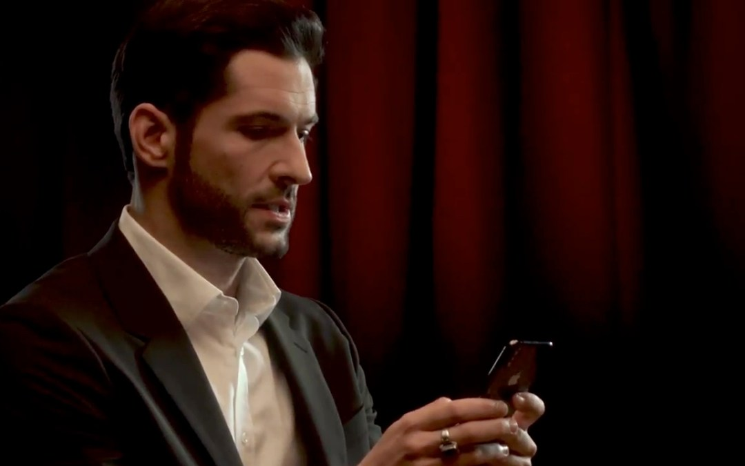 Lucifer's Tom Ellis Warns Fans Of Scams: 'Use Your Own Common Sense On Internet'