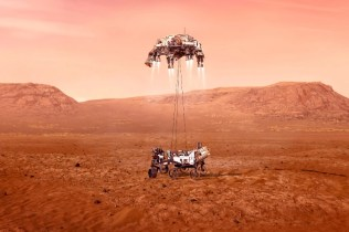 Perseverance Lands On Mars! NASA's Newest Rover Includes Helicopter