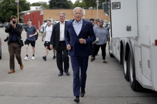 Joe Biden Is In SERIOUSLY Good Shape, Forcing Me To Hit The Gym & Lose Weight