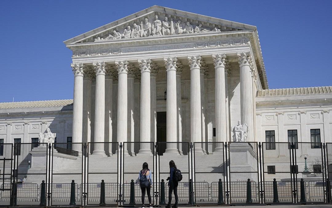 Biden Creates Commission To Study EXPANDING Supreme Court