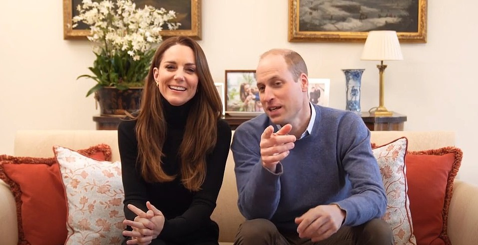 William & Kate Start YouTube Channel As Future Of Monarchy Is Debated