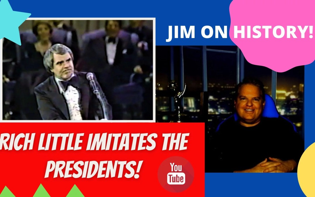 WATCH: Jim On History – Rich Little, Becoming The Presidents