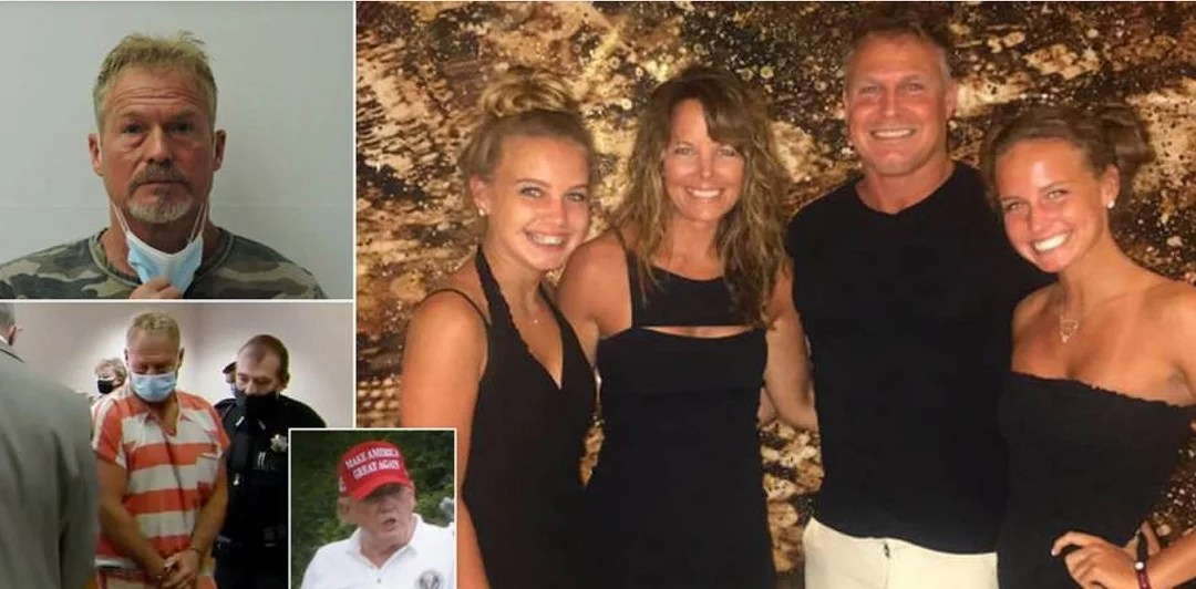 Husband Accused Of Murdering Wife Cast A Fraudulent Vote For Trump