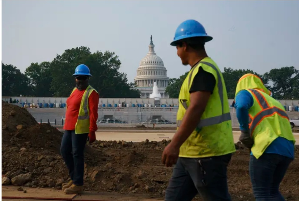 'It's A Big Deal Folks!' Senate Approves Biden's Infrastructure Bill With 19 GOP Senators On Board