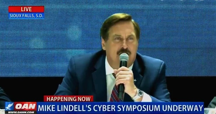 Pillow Guy's Wacky Cyber Symposium Produces No 'World-Changing' Information