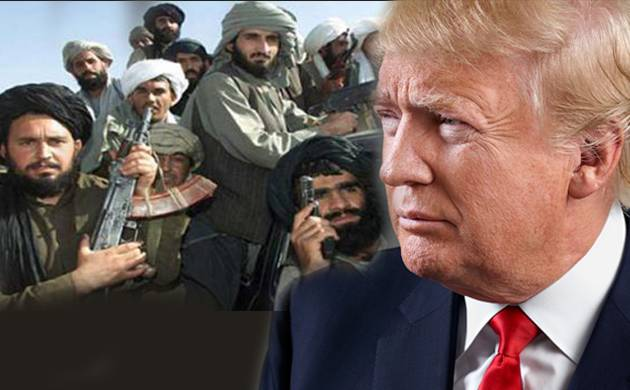 Republicans DELETE Trump's 'Historic Peace Agreement With Taliban' From Website