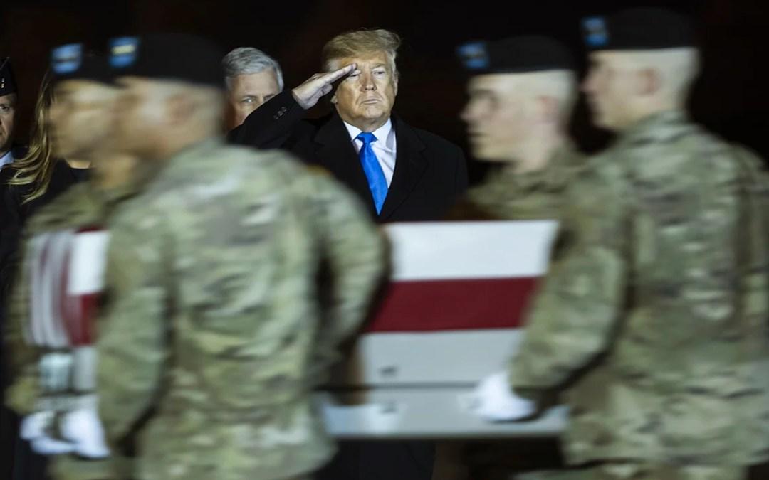 FACT CHECK: 63 U.S. Troops Died in Afghanistan During Trump's Presidency